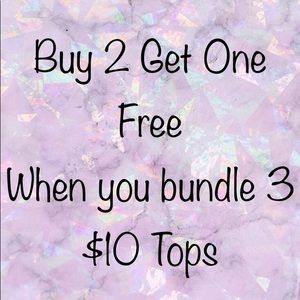 Other - Buy 2 get 1 Free!